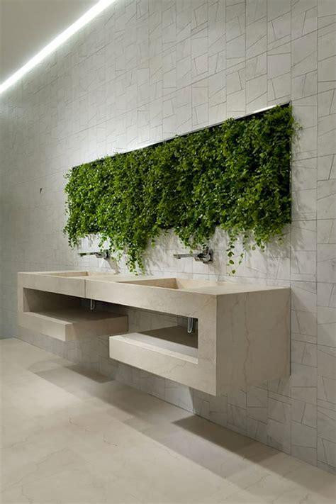 giardini verticali interni giardino verticale interno 25 idee per pareti verdi in