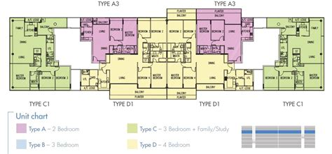 the interlace floor plan the interlace