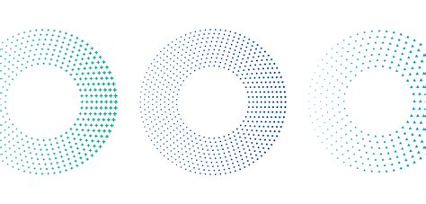 circle pattern ai shapes create dotted circles in illustrator graphic