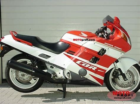 honda cbr 1000f new motorcycle honda cbr 1000 f sport bike
