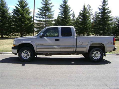 2001 Chevy Silverado 2500 HD 251562 at Alpine Motors