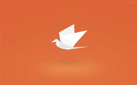 Origami Wallpaper - origami crane wallpaper vector wallpapers 26629