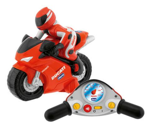Chicco Motorrad Ducati by Chicco Ducati 1198 Rc Motorcycle Qvc