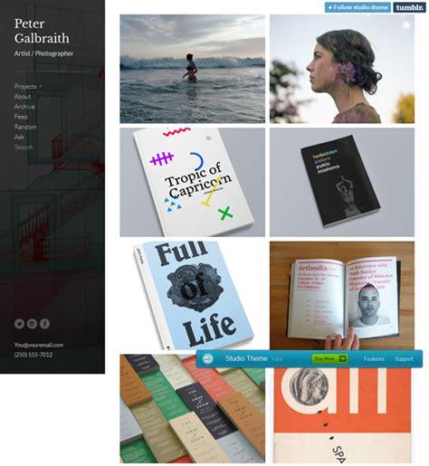 tumblr themes design portfolio 41 of the best portfolio tumblr themes