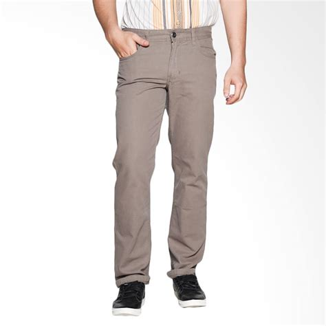 Harga Celana Panjang Merk Emba jual emba casual epa 012 116 03601 05 celana panjang pria