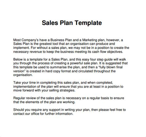 day business plan samples sample example format within sales hotel