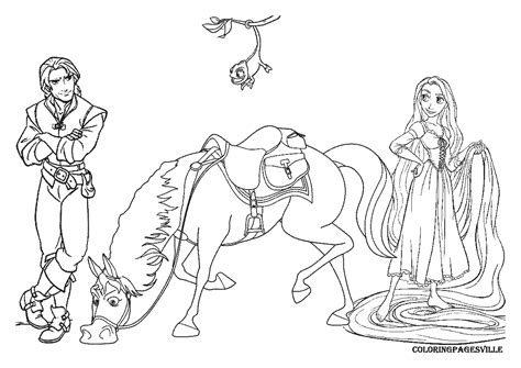Rapunzel Coloring Pages Minister Coloring Coloring Pages Rapunzel