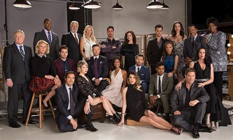bold and the beautiful casting news donny thompson role revealed soap opera soaps soap operas news interviews comings