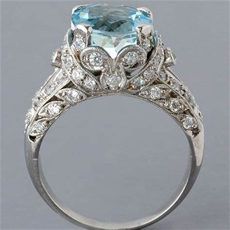antique edwardian engagement ring