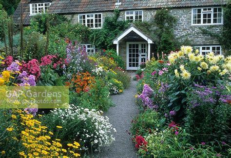 cottage garden paths gap gardens cottage garden path leading through borders