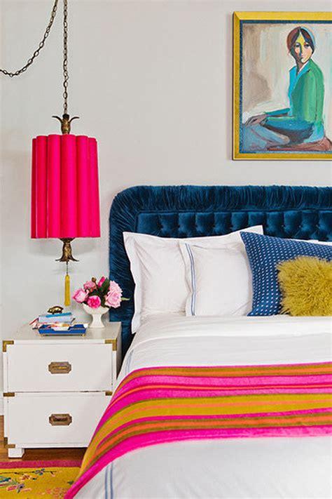 colorful headboards bedroom pendant lighting desire to inspire