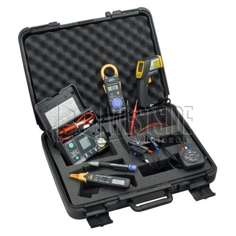 Multitester Digital Hioki hioki hpk 2 professional kit hvac and electrical kit with