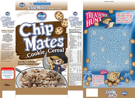 design your own cereal box template projects in computers photoshop dieline package design