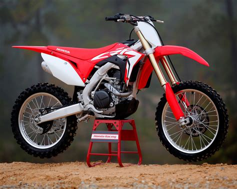 best 450 motocross bike 2017 honda crf450r dirt bike test
