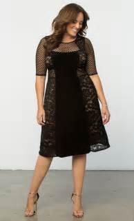cocktail jurken plus size plus size velvet dress mixed lace cocktail dress