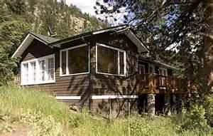 estes park cabin colorado condo