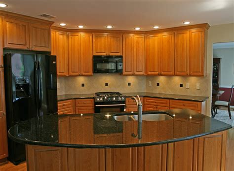 black cupboards kitchen ideas kitchen cupboards ideas brown backsplash black fridge