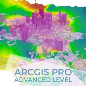 arcgis advanced tutorial arcgis pro advamced level gis course tyc gis training