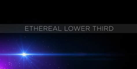 20 Professional After Effects Lower Third Templates Lower Third Templates