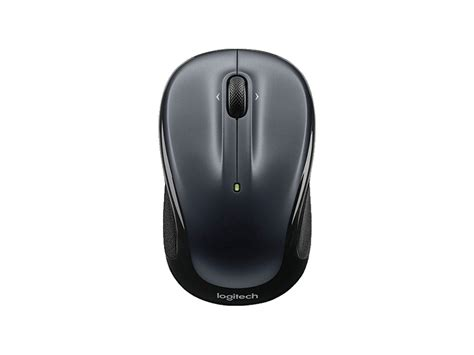 Logitech M325 Wireless Mouse logitech m325 silver wireless optical mouse 910