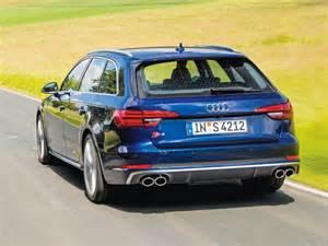 Neuer Audi S4 by Neuer Audi S4 Avant Erste Fahrt Bild 4 Autozeitung De