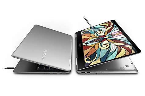 samsung s new notebook 9 pro 2 in 1 is its s pen equipped notebook