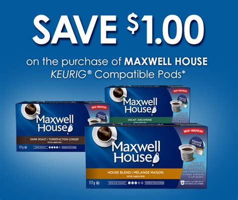 maxwell house coupons maxwell house coffee coupon