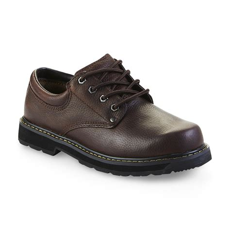 oxford work shoe dr scholl s s harrington oxford work shoe brown