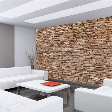 Holz Zum Verkleiden 2295 by Die Besten 25 Tapete Steinoptik Ideen Auf