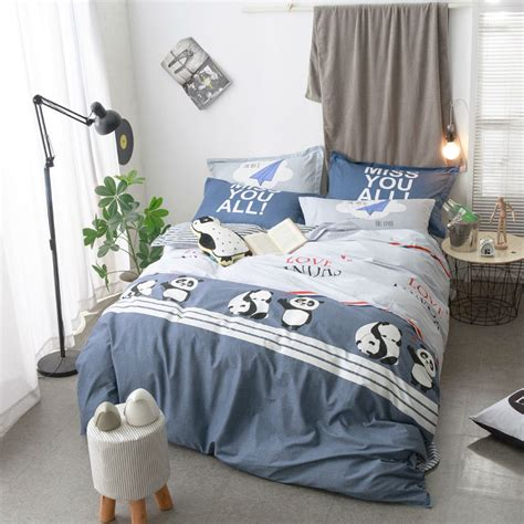 popular panda bedding buy cheap panda bedding lots from