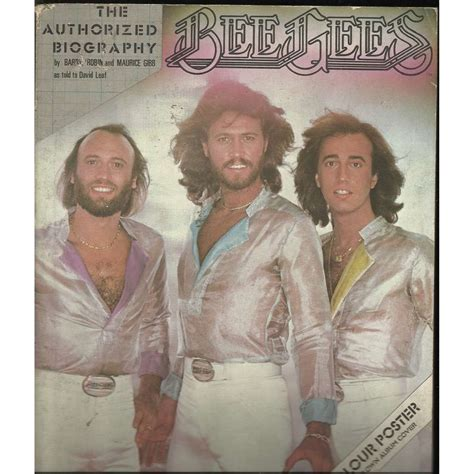 The Authorized Biography By The Bee Gees Book With