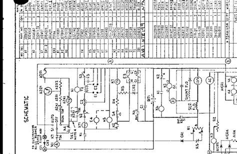 silverton boat wiring diagram electrical and electronic