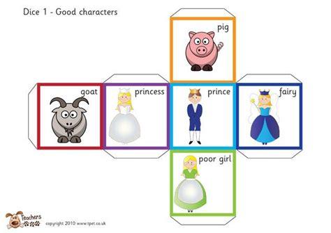 ks2 ideas for stories teacher s pet displays 187 fairy tale story telling dice