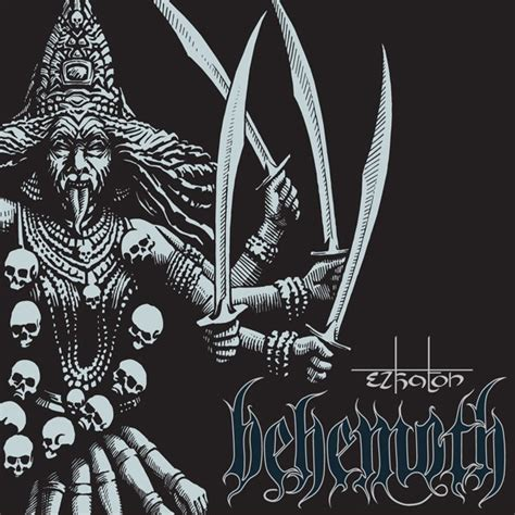 Cd Behemoth Abyssus Abyssum Invocat behemoth quot ezkaton quot cd metal blade records