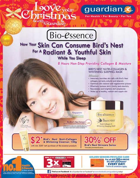 Bio Essence Nutri Collagen bio essence birds nest nutri collagen and whitening sleep