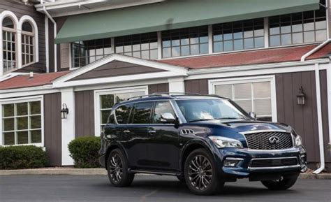 2018 Infiniti Qx80 Redesign by 2018 Infiniti Qx80 Price Limited Redesign 2019 2020
