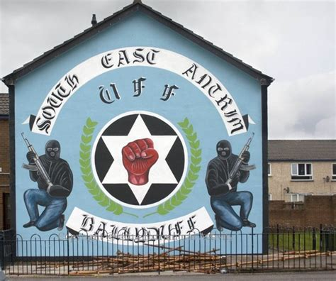 Country Wall Murals northern ireland travel tour of the political murals of