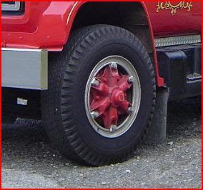 Dayton Truck Wheel Wedges The Poor Farm Improvements In Trucking Technology
