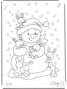 free winter coloring pages winter coloring pages animals free rabbit