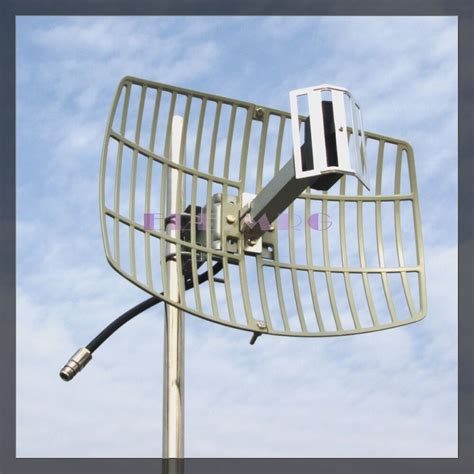 range 17dbi 2 4g wifi wireless grid parabolic antenna tdj 2400spd4 n ebay