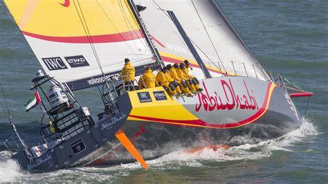 zeil race volvo ocean race 2014 2015