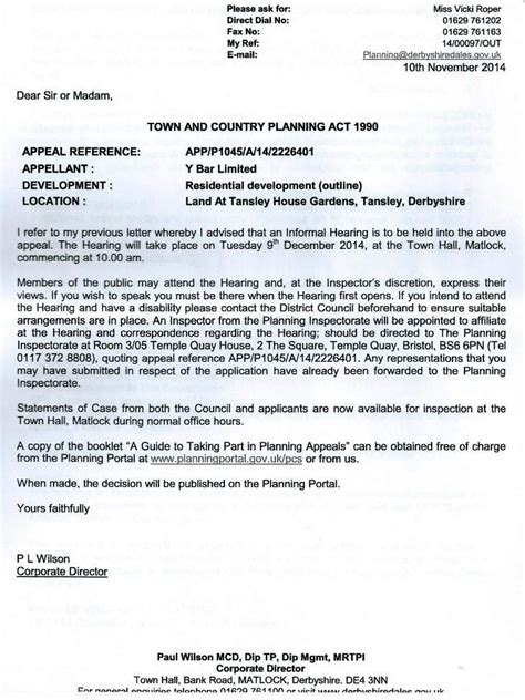Complaint Letter To Council About Roads Exle Letter Of Complaint To The Town Council Cover Letter Templates
