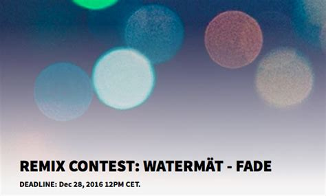 Tshirt Fade Remix waterm 196 t fade remix competition mixinghub