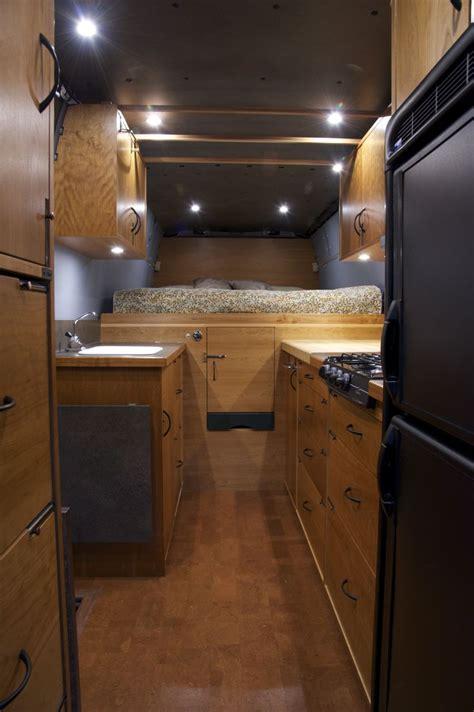 Sprinter Conversion Kitchen by 20 Best Sprinter Cer Conversion Images On