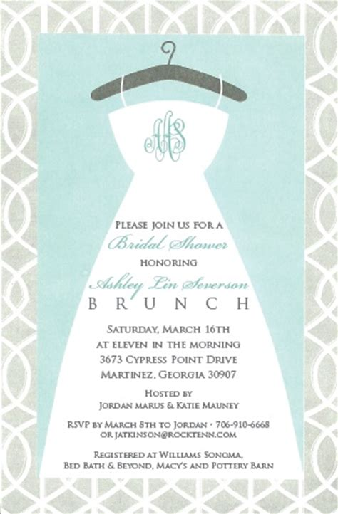 wording for wedding brunch invitation bridal shower brunch invitation wording bridal shower