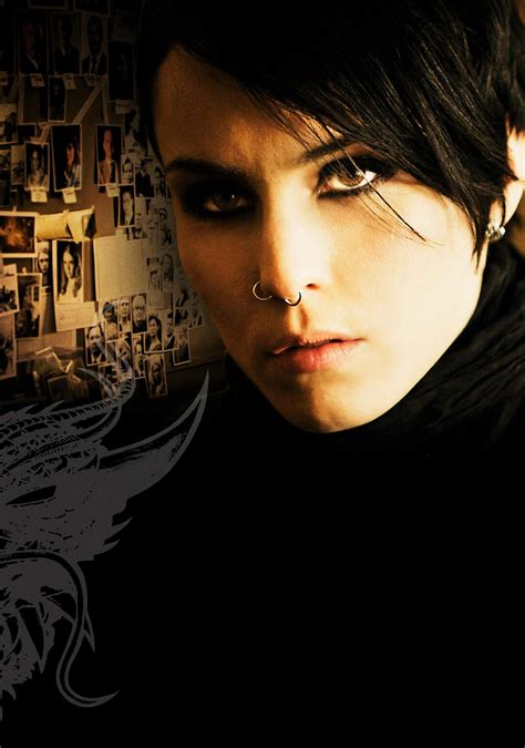 girl with dragon tattoo movie the with the fanart fanart tv
