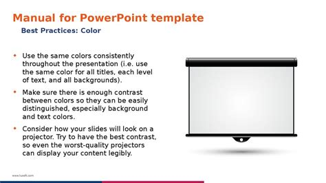 Manual For Powerpoint Template презентация онлайн Manual Template Powerpoint