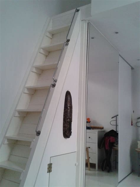 Ladders For Decorating Stairs by Best 25 Loft Railing Ideas On Rustic Cabin