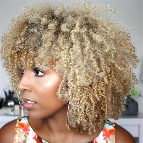 black human curly fall best blonde hair ideas for fall teen vogue