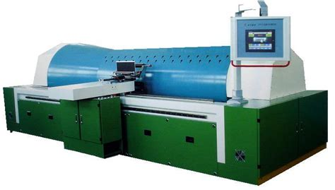 Sectional Warping by China High Speed Sectional Warping Machine China Textile